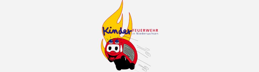 Bildergebnis für Logo Kinderfeuerwehr Niedersachsen download